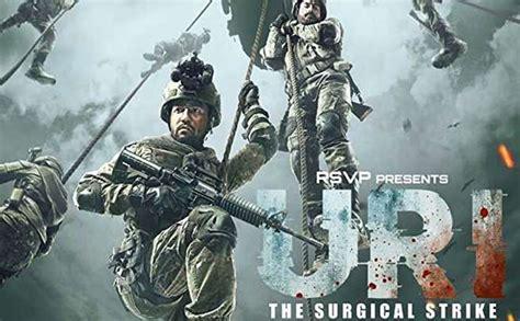 uri  surgical strike  review  war