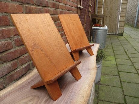 wooden stands  tablets