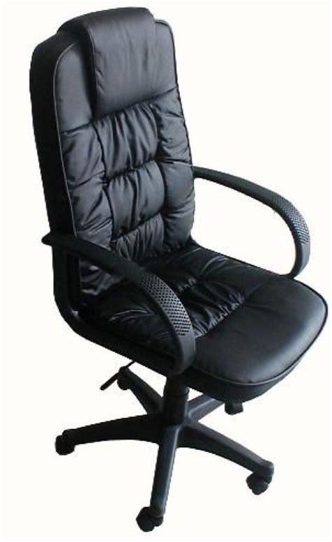 poltrone girevoli per ufficio poltrona in eco pelle nera poltrone sedie girevoli per