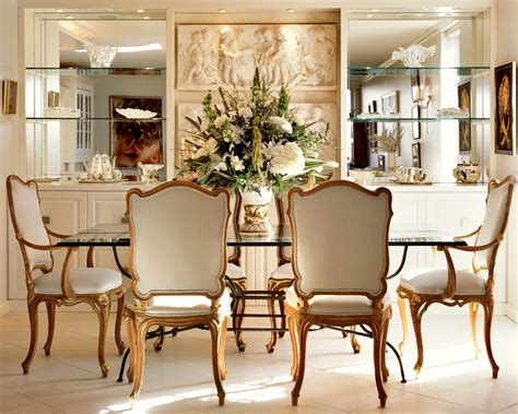 dining room centerpieces ideas sublime silk floral centerpieces dining table decorating