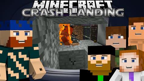Minecraft Hell Kitchen by Minecraft Yesmen Crash Landing 11 Hell Kitchen