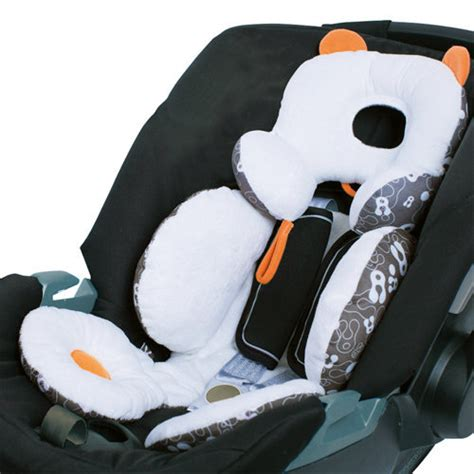 cale bebe siege auto reducteur de siege auto bébé evolutif cale tete et corps