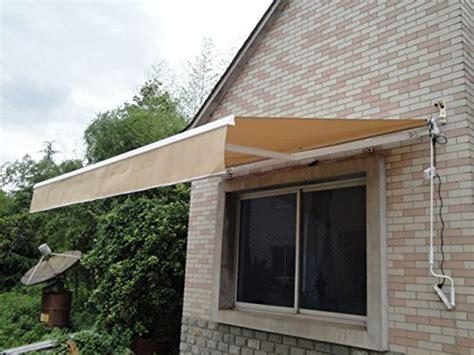 diy manual retractable awning patio decksunshade shelters rain shelter front door