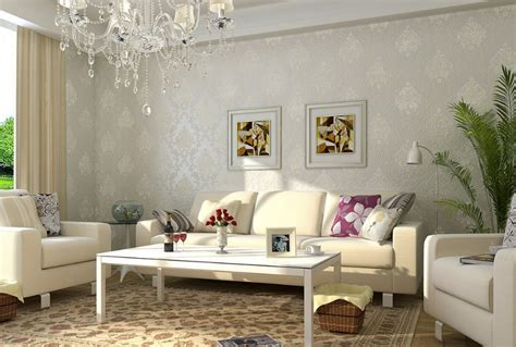 tepat memilih wallpaper dinding ruang tamu jasa