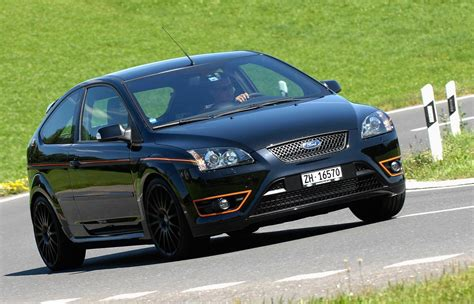 2007 Ford Focus St Black Edition Review