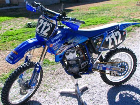 2004 Yamaha Yzf-250 Yamaha Of Troy Racing Team Mxr Dirt Bike