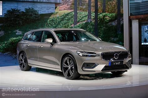 2019 Volvo Wagon by 2019 Volvo V60 Steals The Unofficial Title Of Best Looking