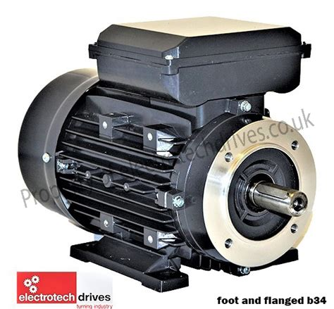 Motor Electric 220v 2kw by 2 2kw 3hp Electric Motor 1400 Rpm 4 Pole 240v Single Phase