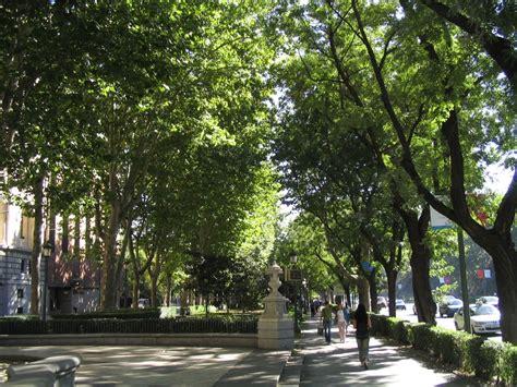 Paseo Del Arte De Madrid Las 23 Paradas Obligatorias En