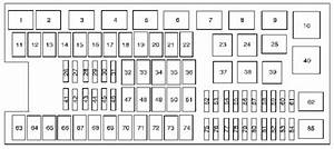 Fuse Box Diagram For A 2010 F150 Platinum