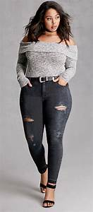 17 Best ideas about Thick Girl Fashion on Pinterest | Fit thick girls Casual curvy fashion and ...