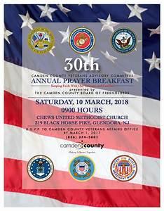30th Annual Prayer Breakfast | Camden County, NJ