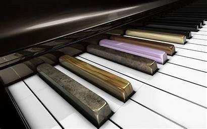 Piano Desktop Keyboard Wallpapers Keys Latoro Fondos