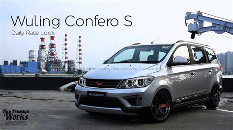 Gambar Mobil Wuling Confero by Kumpulan Modifikasi Mobil Wuling Confero 2018 Modifikasi
