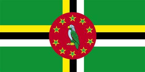 dominica flag  description