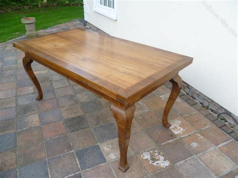 antique walnut dining table antique french walnut dining kitchen table antiques atlas