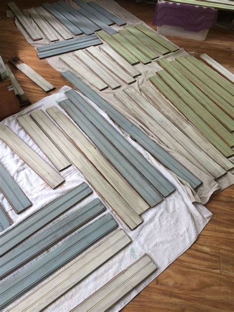 painting wood floors how to install beadboard or barn wood on the ceiling