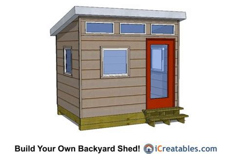17 best images about 8x10 shed plans on pinterest lean