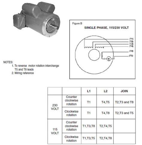 wiring    hp  rpm motor  disc wander