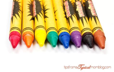 Remove Crayon From Upholstery by Back To School Stain Removal Tips Tips From A Typical
