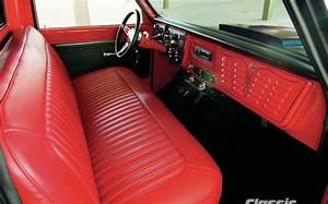 14 best images about truck on pinterest color black for C10 interior ideas