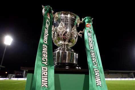 Carabao Cup semi-final draw: Live stream, TV channel, time ...