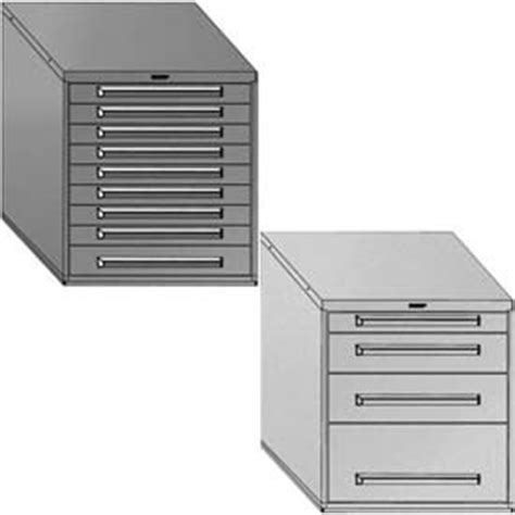 Equipto Modular Drawer Cabinets by Modular Drawer Cabinets At Globalindustrial