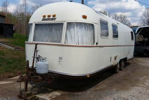 1976 Vintage Airstream Argosy 26FT Trailer For Sale in