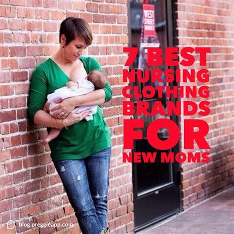 7 Best Nursing Clothing Brands For New Moms  Momlife App