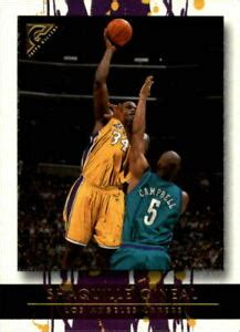 topps gallery los angeles lakers basketball card