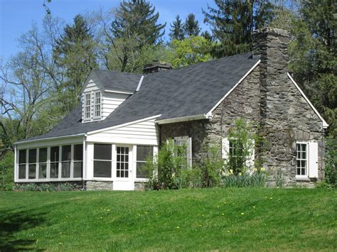 Stone Cottage Eleanor Roosevelts Vall Kill Home After