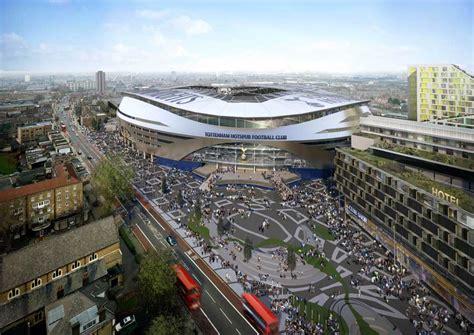 lyon home design tottenham football stadium spurs ground e