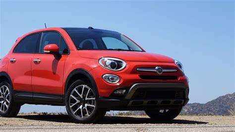 Something Got Lost In Translation With The 2016 Fiat 500x