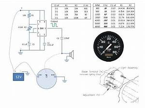 Adding Hours To New Faria Tach