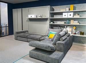 Tango sofa wall bed unit clei london uk for Sofa wall bed uk