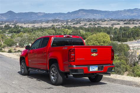 Chevrolet Colorado Picture by 2017 Chevrolet Colorado Picture 686534 Truck Review