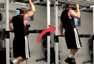Arm Dips Exercise