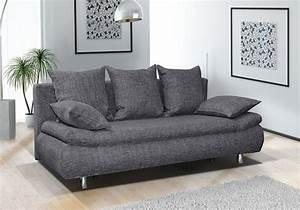 canape 3 places naples gris With tapis chambre bébé avec canape dossier rabattable