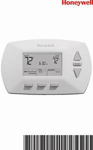 Honeywell Thermostat Rth6450 User Guide