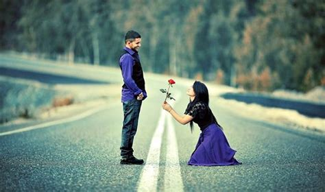 Girl Proposing Boy Quotes