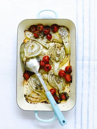 Slow Roasted Fennel | Vegetable Recipes | Jamie Oliver