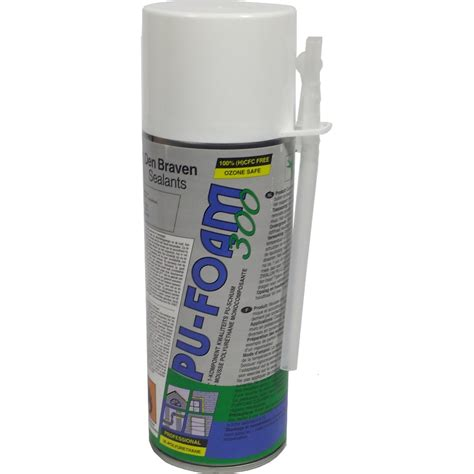 Pu Foam Sealant300ml  Sealants  Horme Singapore