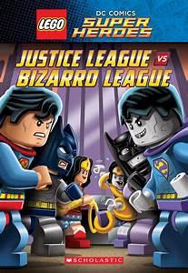 LEGO DC Superheroes: Justice League Vs. Bizarro League ...