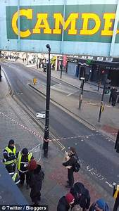 Hunt for gang who 'blew up' Camden cashpoint   Daily Mail ...