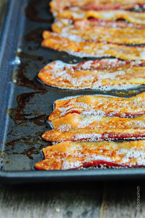 cook bacon in the oven how to cook bacon recipe cooking add a pinch robyn stone