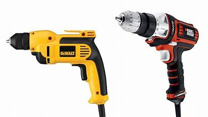 Drill Drills Corded Power Driver Tools Woodworking