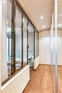 Meuble Couloir étroit : amnagement couloir cheap meuble couloir entre inspirant decoration couloir d entree avec g nial ~ Teatrodelosmanantiales.com Idées de Décoration