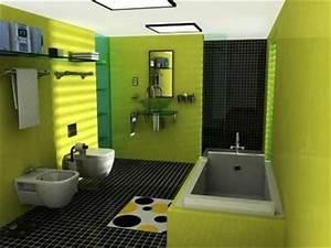 Wand Streichen Ideen : gr nt ne wandfarbe 40 super vorschl ge ~ Markanthonyermac.com Haus und Dekorationen