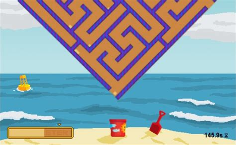 Find Sexy Pictures In Maze Game