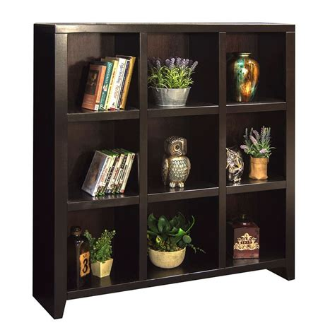 Urban Loft 9 Cubicle Bookcase  Bookcases  Home Office